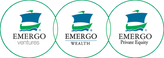 Emergo Ventures, Emergo Wealth, Emergo Private Equity